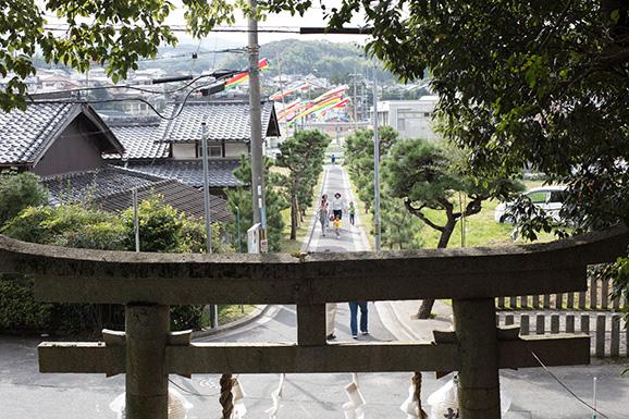 Kitsuki shrine 杵築神社