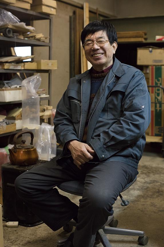 TOYO-TIKKO, Masahiro Ootsuka 東洋竹工 大塚正洋